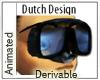 Scuba mask - Derivable
