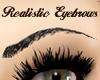 Realistic Eyebrows (f)