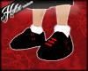 [Hot] Black/Red Kicks v1