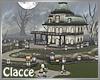 C Haunted Manor  House