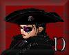 Pirate hat fushia