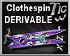 TWx:Clothespin DERIVABLE