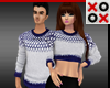 Couples Sweater Female