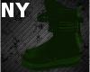 [NY] Stem Broccoli Boots