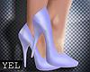 [Yel] Blue heels SH