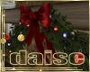 Christmas Garland n Bow