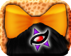K~ Orange Head Bow