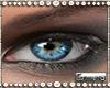 Realistic blue eyes