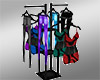 {T} Clothes Rack w/ Shop