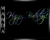 Derivable Happy Bday Art