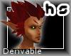 [HS] B Elf Hair 1