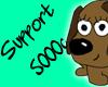 |P| Support - 5000c