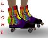 ANISkittle Roller Skates