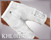 K kai white chino shorts