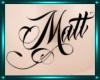 *Matt Belly Tattoo*