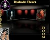 SM - CLUB Diabolic heart
