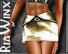 Jemma Gold Skirt