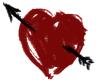 grafitti Heart