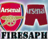 [F] Arsen Dream shorts