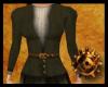 Steampunk Lab Work Dress