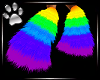 Rainbow Fur ~Warmers