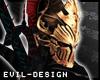 #Evil Lord Helmet