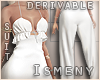 [Is] Ruffle Pantsuit Drv
