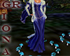 GR 2 Medival Blue Gown 2