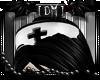 [DM] PVC Nurse Hat W