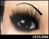 ! Black Long Eyelashes