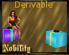 Derivable Gifts w/pose