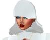 B.F White Pvc Hood