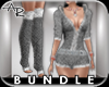 ! Holly Bundle Grey