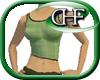 HFD Pastel green Tank