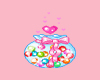 437Kawaii Candy Jar