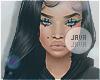 J | Jenna black silk