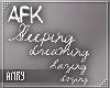 [Anry] Myran Afk Sign