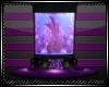 Purple aquarium corner c