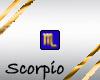 }T{Zodiac bling Scorpio