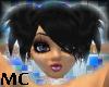 PJ~ Goth Blk Jasmine