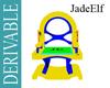 [JE] EZ Derivable Chair