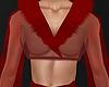 $ Rosaline Top Red
