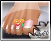 ~S~Summer toe ring