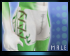M * Young Link Shorts