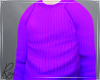 Neon Purple Sweater