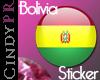 *CPR Bolivia Flag