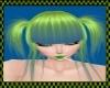 Kawaii: Blue-Green