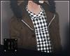 // Gingham + Coat