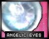 * Angelic eyes - blue