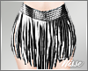 n| Glam Silver Skirt RLL